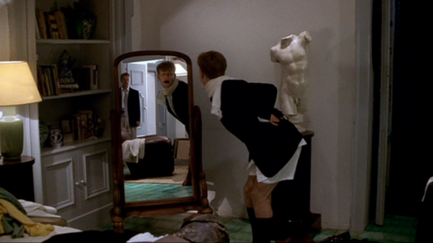 Talented Mr. Ripley Tom and Dickie in Dickie's Mirror 1