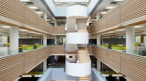 Religious themes and building designs at The University ofSouthampton