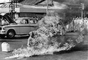 Pictures that changed the world – Self-Immolation of Thích Quảng Đức 1963