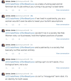 """What Does Being """"Cis"""" Mean For AWoman?"""